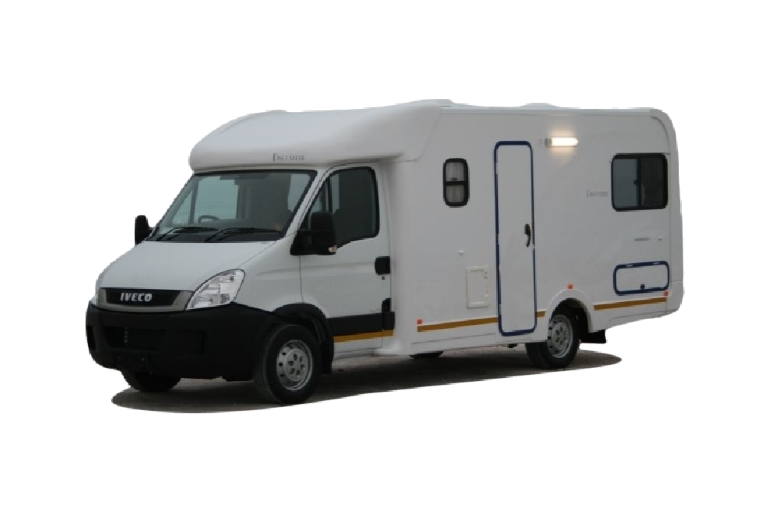 Energi Campers South Africa Discoverer 4 - Auto
