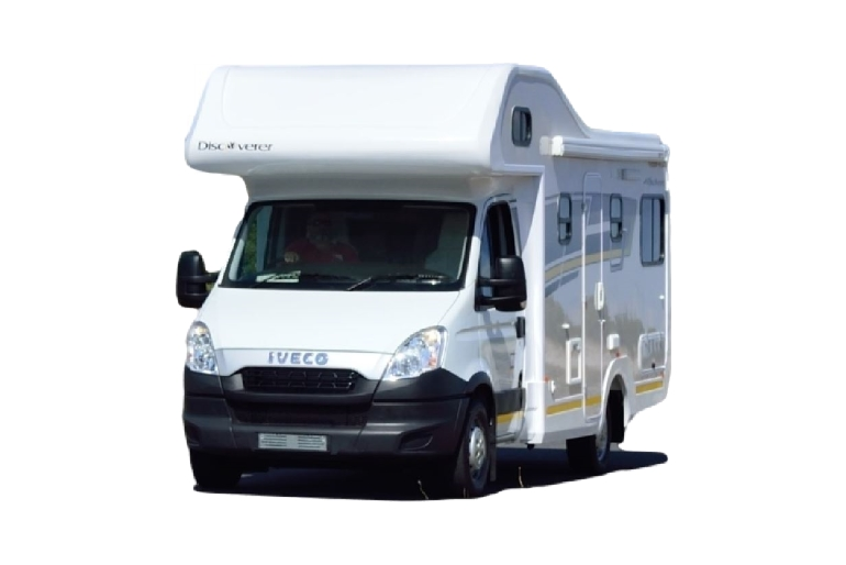 Energi Campers South Africa Discoverer 6 - Auto