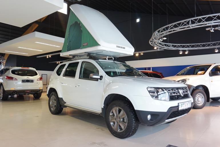 Dacia Duster Jeep 4x4 Camper Motorhome And Rv Travel