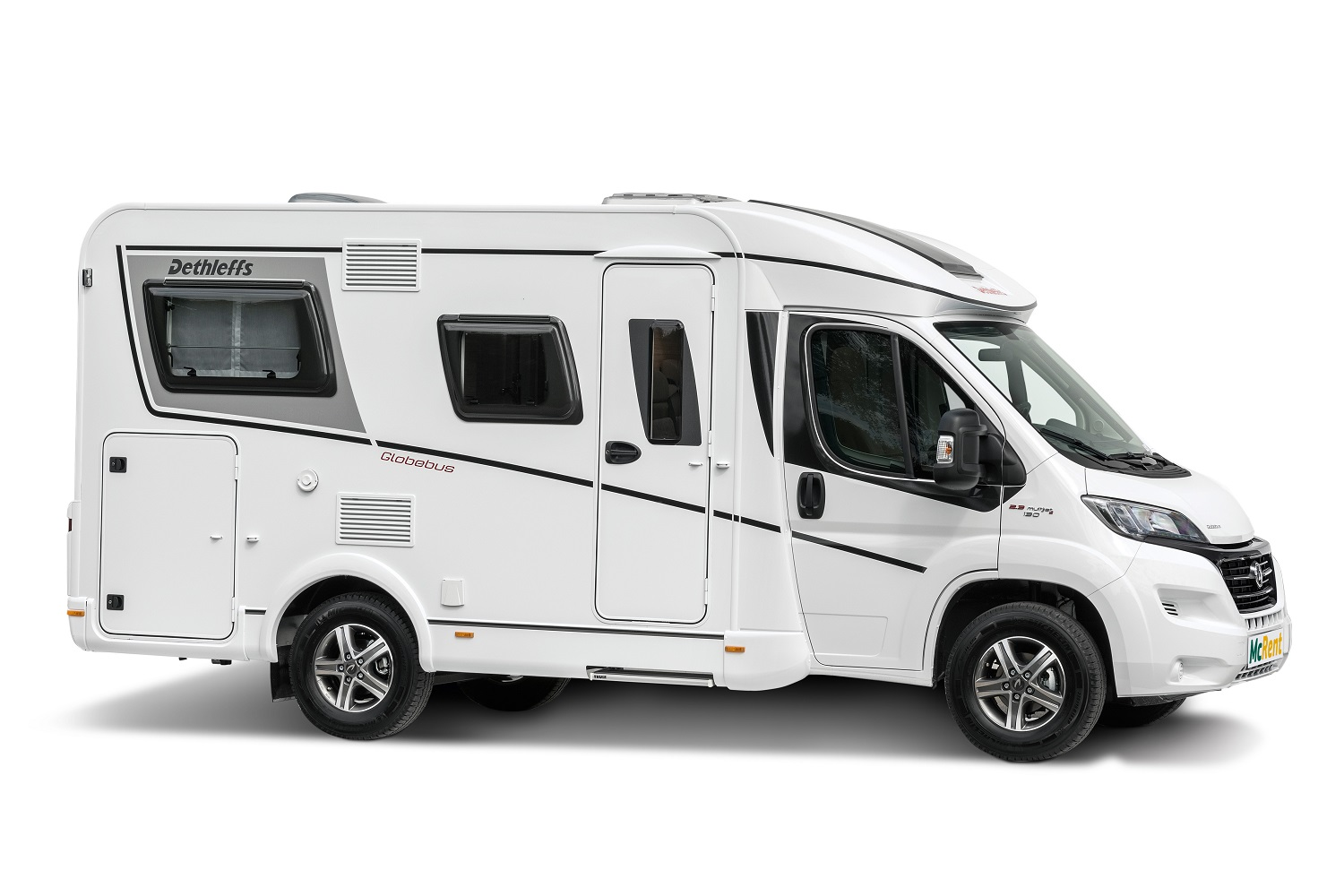 Pure Motorhomes Switzerland Compact Plus Sunlight T63 or similar
