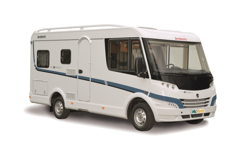 McRent Switzerland Compact Luxury Globebus I 1 or similar