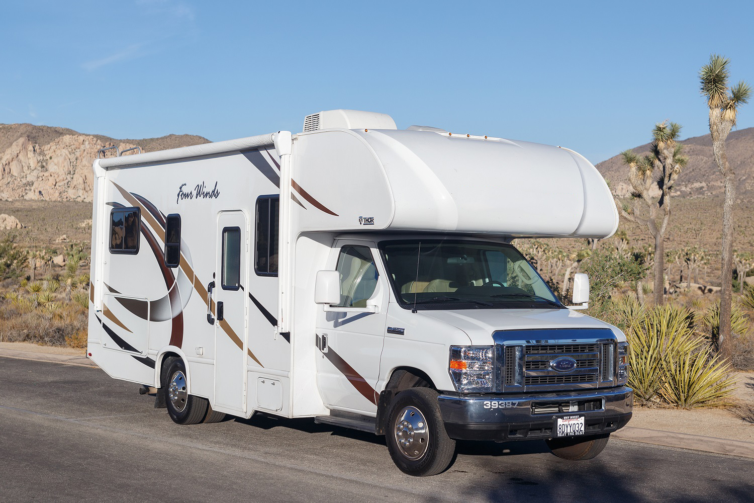 Compass Campers USA (International) C25 Class C Motorhome