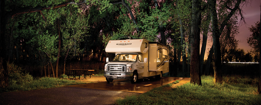 Apollo RV USA Class C - Eclipse Camper