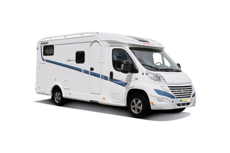 McRent Netherlands Compact Plus Globebus T1 or similar