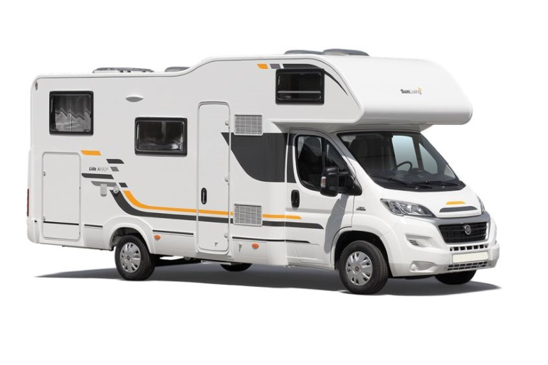 Spaceships UK Fiat Ducatto 7 berth