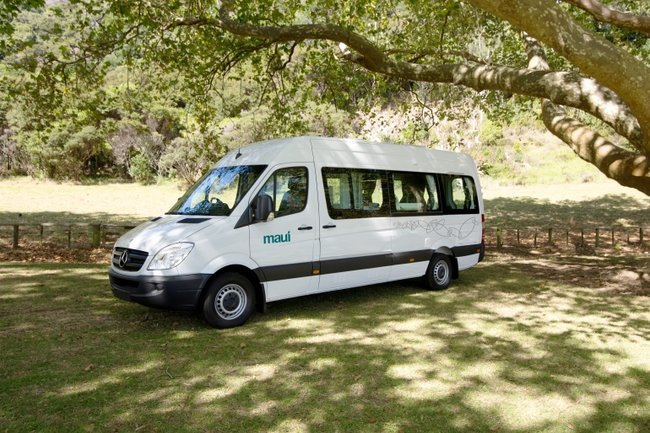 Maui Motorhomes AU (domestic) Maui Ultima Plus Elite : 2+1 Berth Motorhome