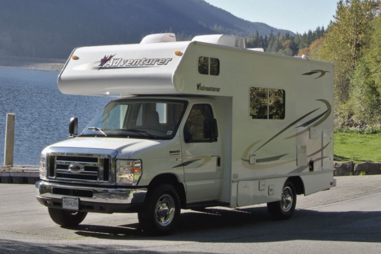 Compass Campers Canada C-Small (MH19)