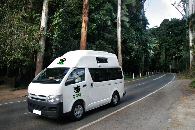 Tasmania Campers AU Trail Finder