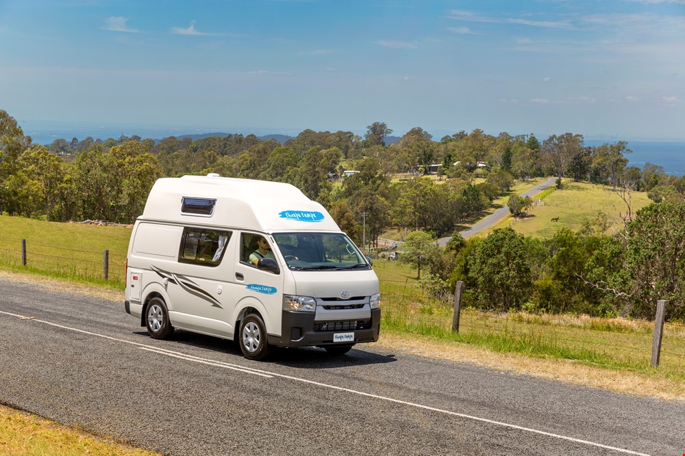 Real Value NZ Domestic Real Value Endeavour Camper