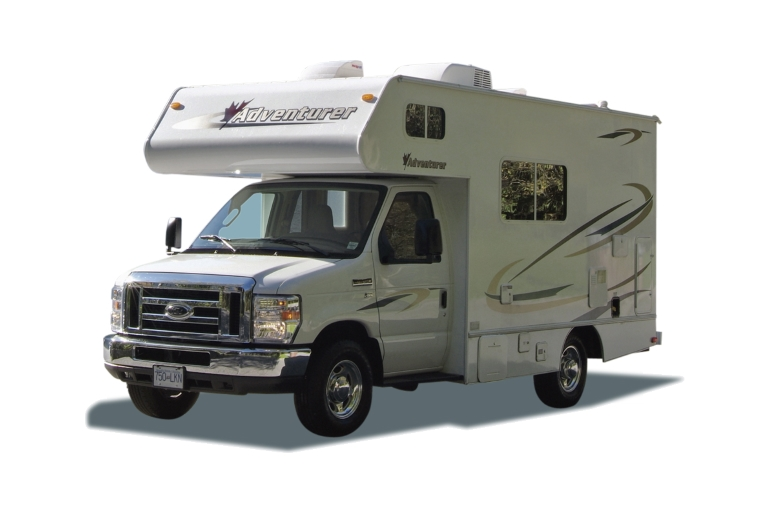 Real Value RV Rental Canada 19-31 ft Class C