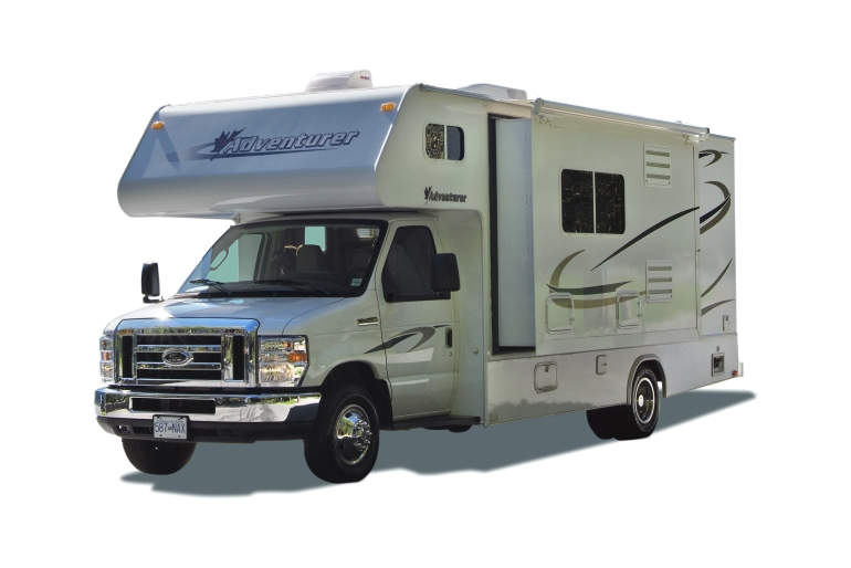 Real Value RV Rental Canada C Large - MH 23/25S
