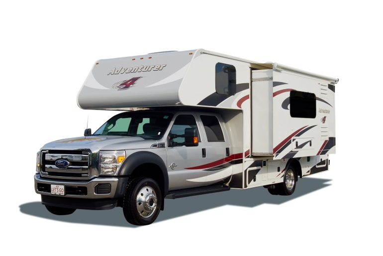 Fraserway RV Rentals Adventurer 4