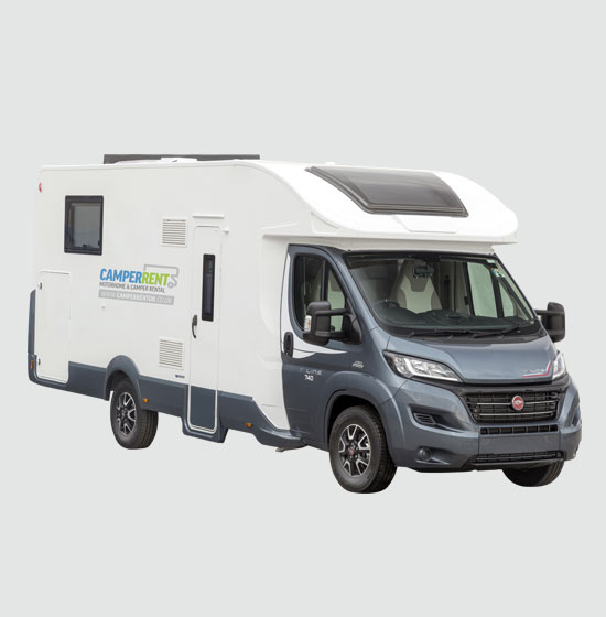 Camper Rent UK T-Line 740 2-4 Berth