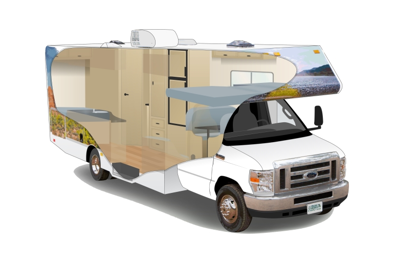 Driving a Motorhome