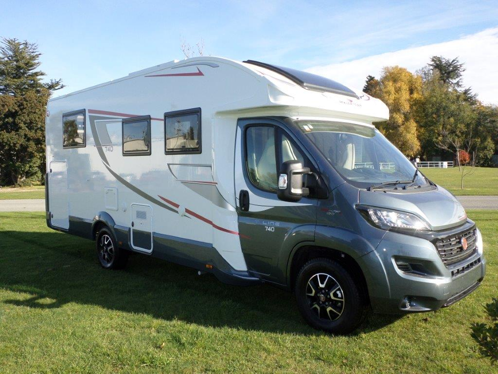 Scenic NZ Motorhomes AutoRoller T Line 4 person Executive