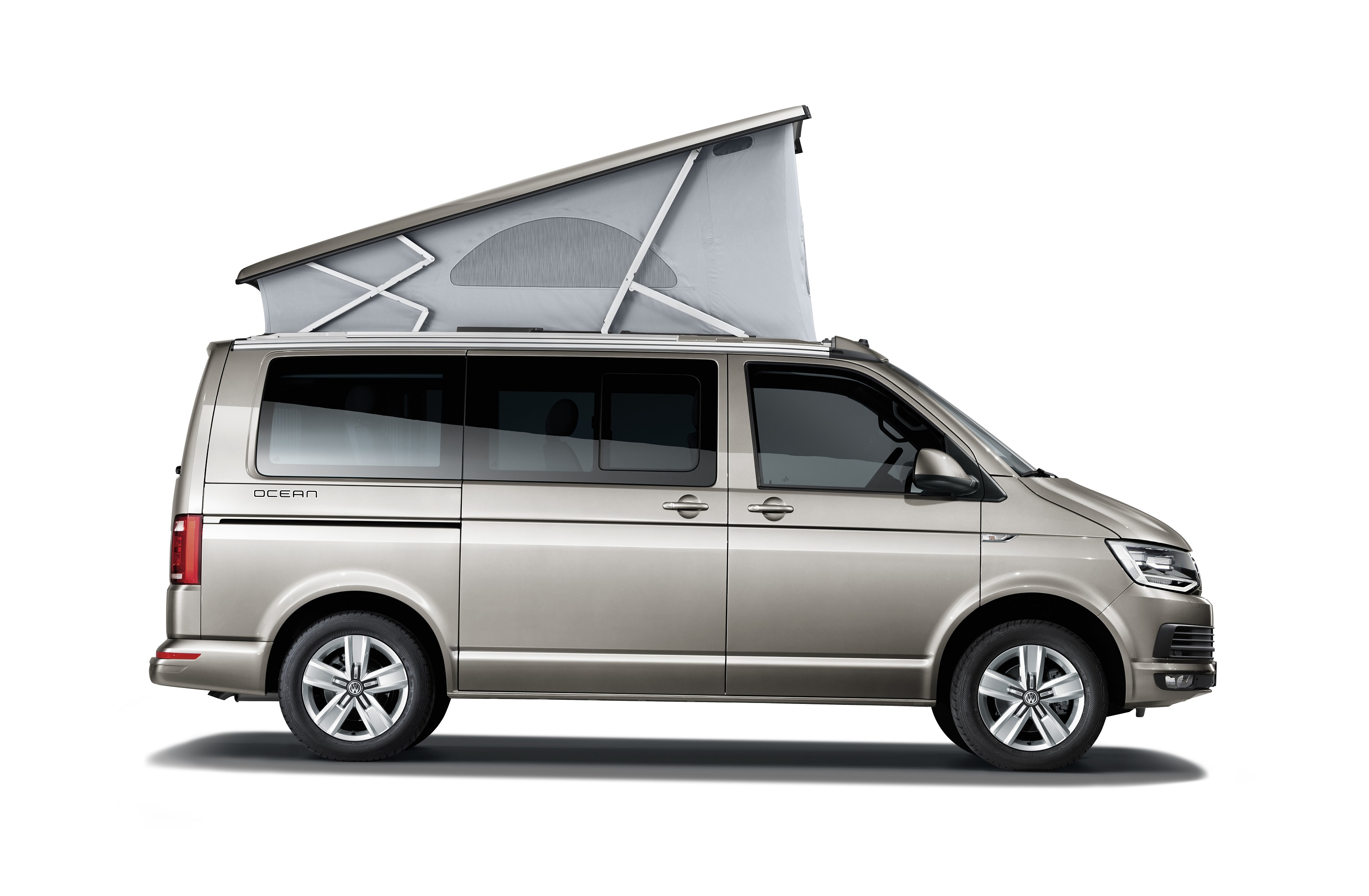 Pure Motorhomes Germany Urban Standard California VW T6 or similar