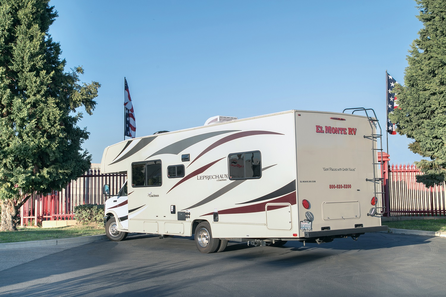 Rv Storage El Monte Designs