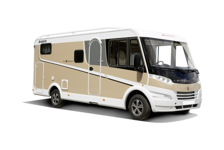 Compact luxury globebus i 1 or similar motorhome and rv for Motor homes to rent
