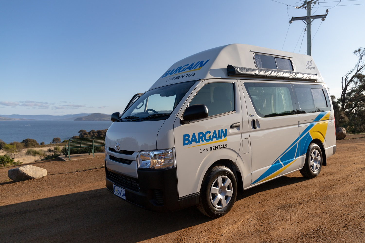 Bargain Campers AU - Direct 2/3 Berth Freedom