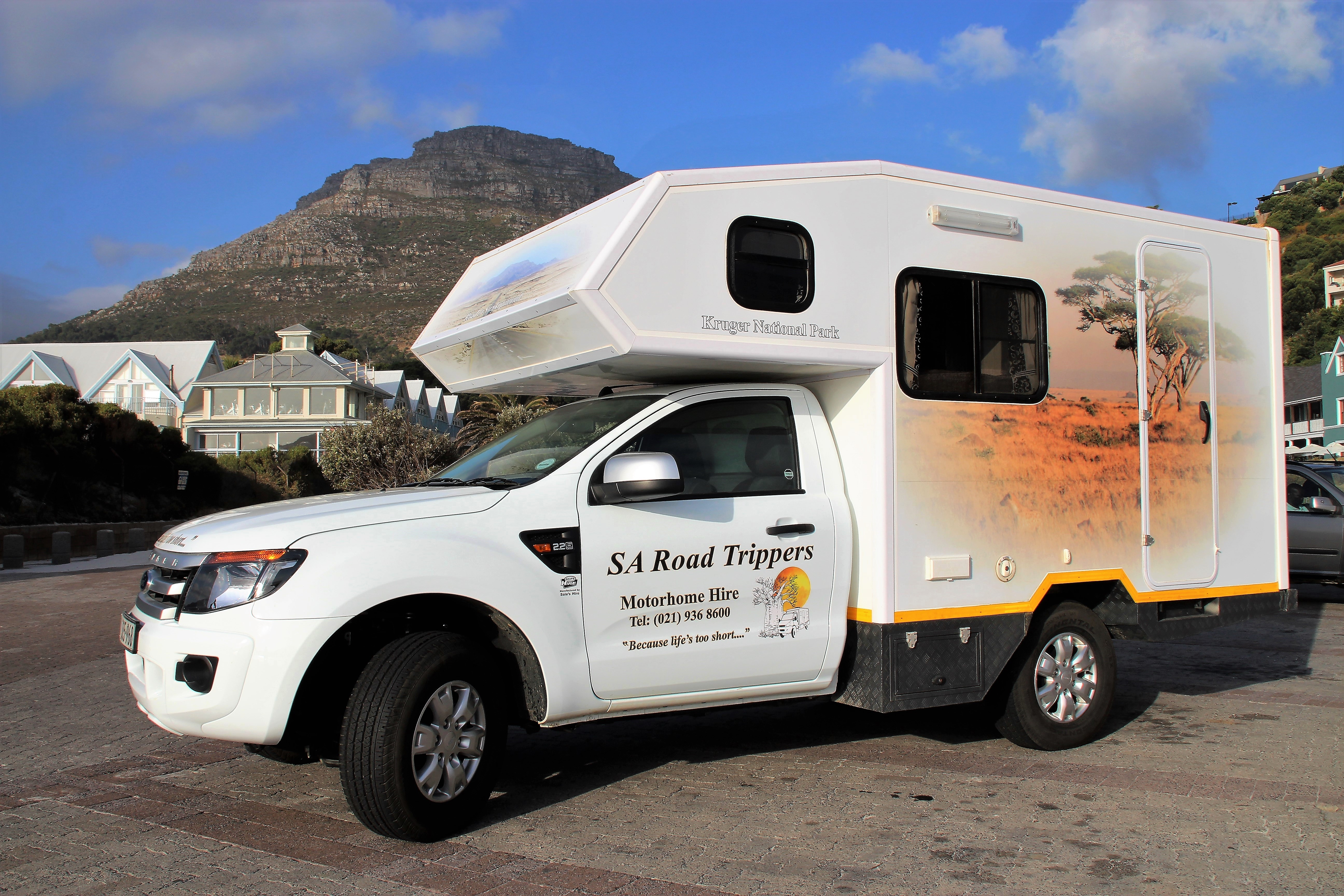 SA Roadtrippers Ranger