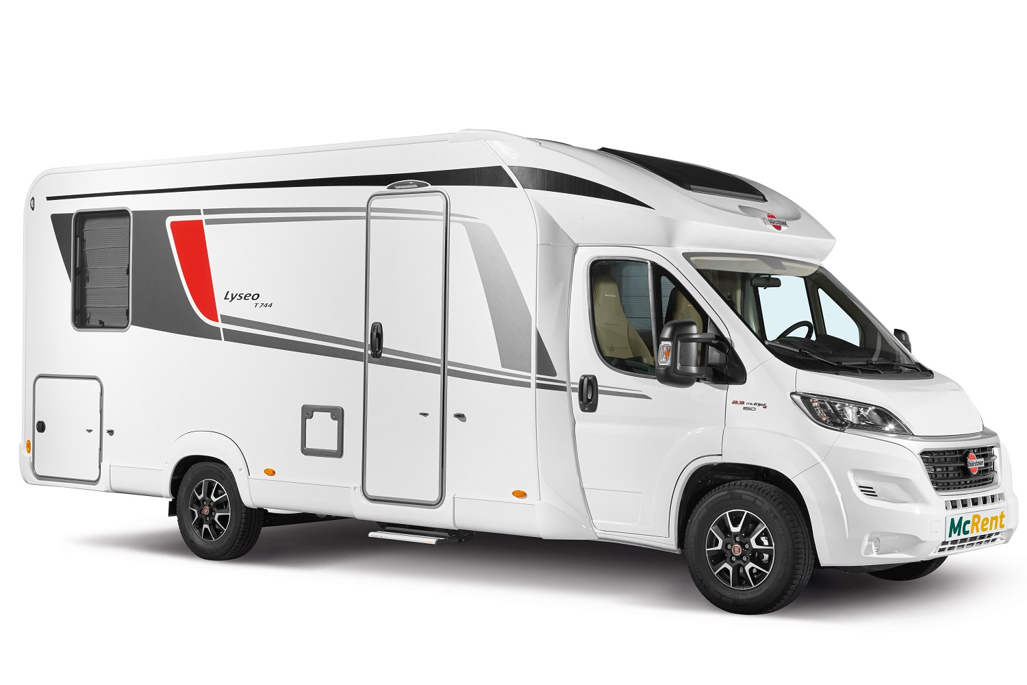 Pure Motorhomes Italy Comfort Plus