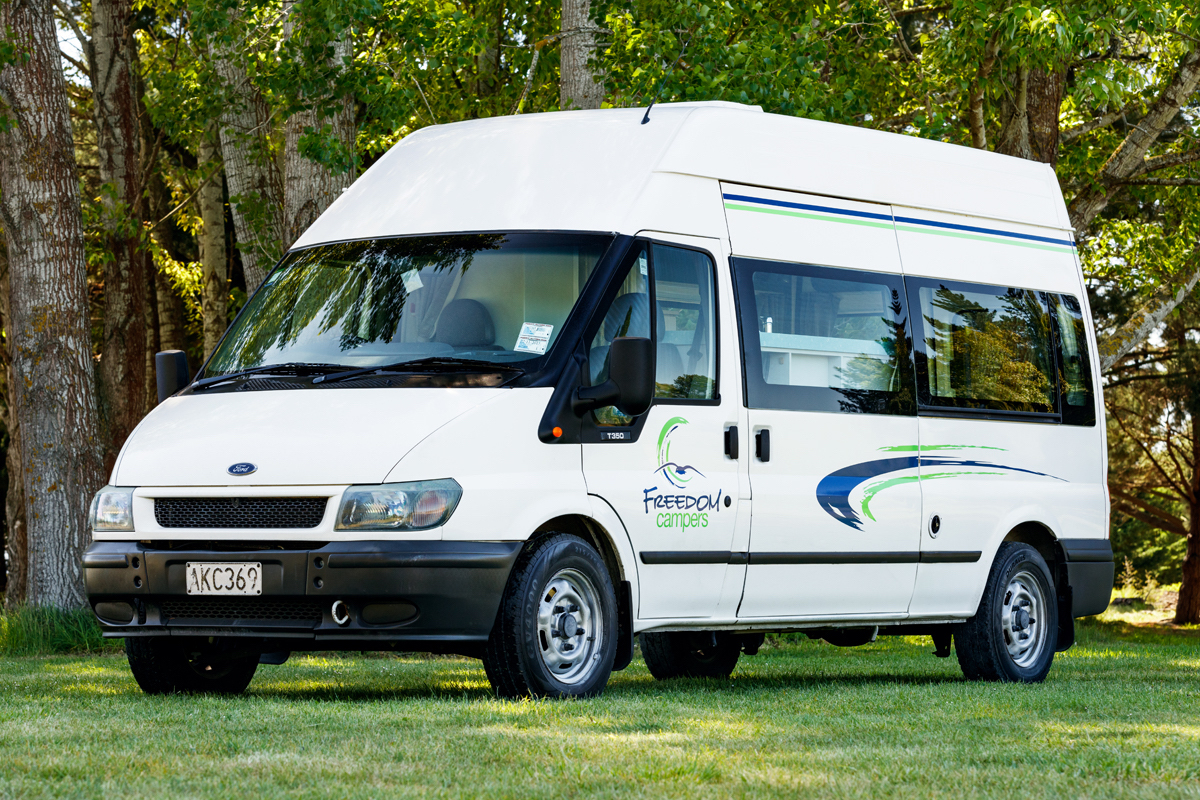 Freedom Campers NZ Path Seeker 2 Berth