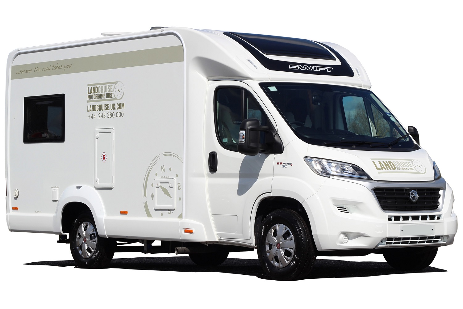 Landcruise Motorhome Hire Swift Escape 622