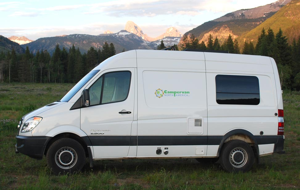 Campervan North America Two4theRoad