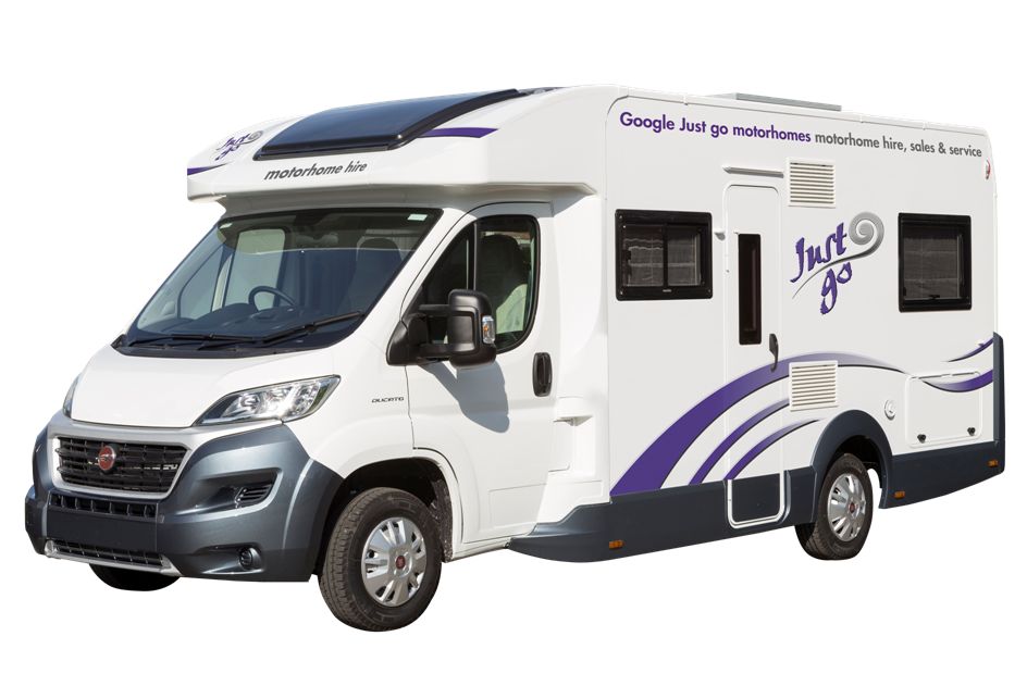 Just Go Motorhomes UK 2 Berth Scout