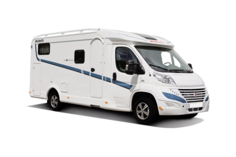 Pure Motorhomes Switzerland Compact Plus Globebus T1 or similar
