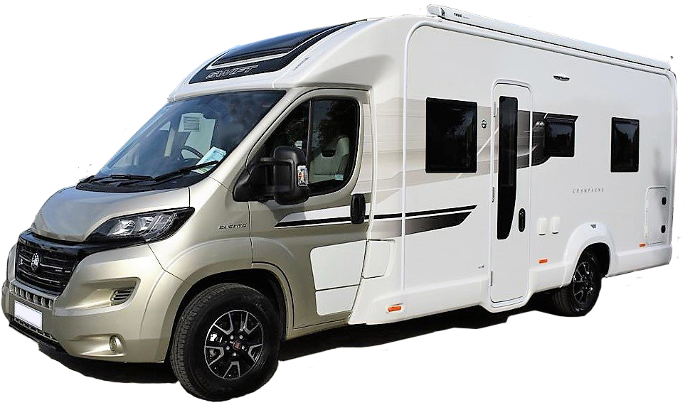 Discover NZ Motorhomes 4 Berth Champagne