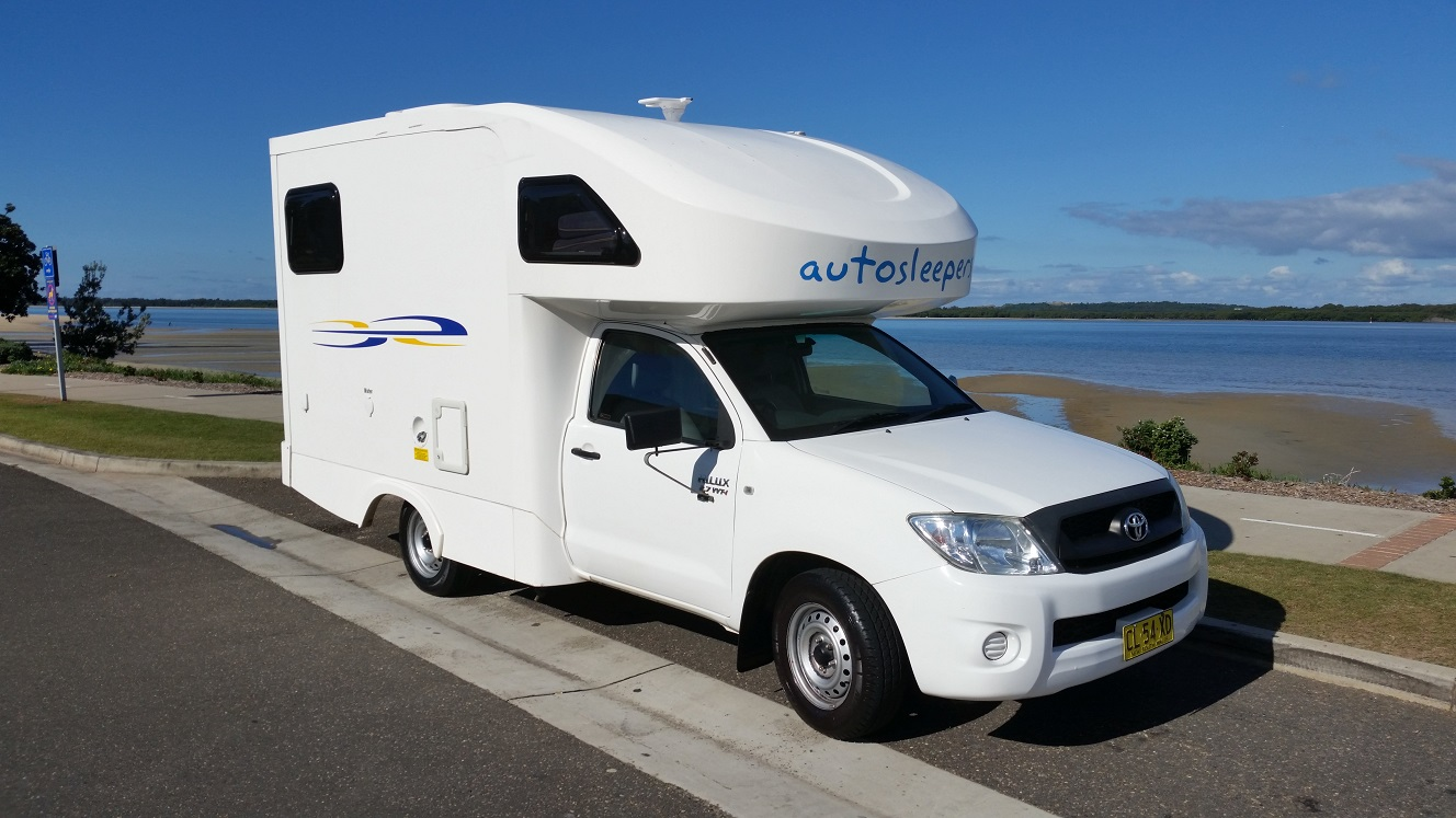 Big Sky Campers Australia  Adventurer
