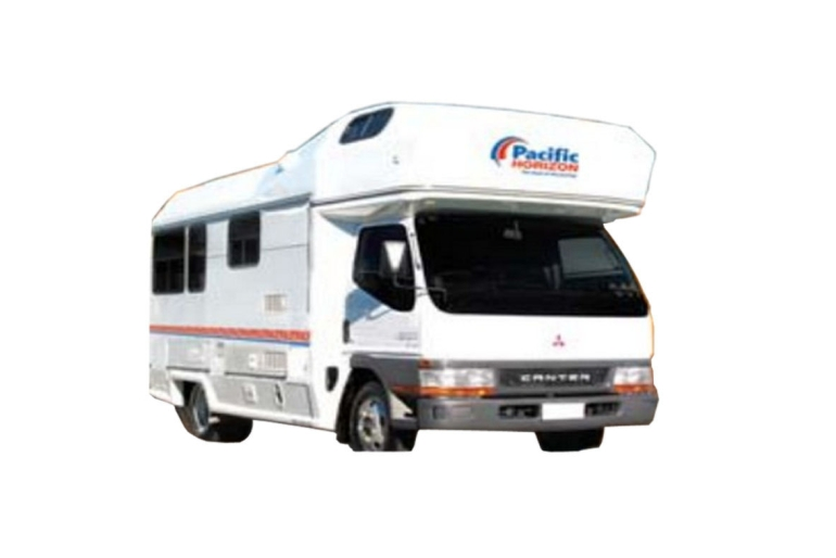 Pacific Horizon Travel Homes 4 Berth Premium  Campervan