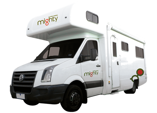 Mighty Campers AU Domestic 6 Berth Big Six
