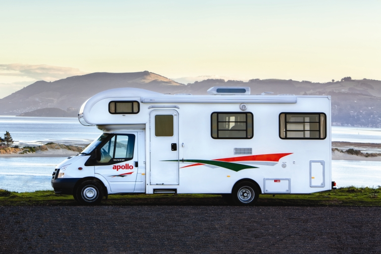 Apollo Motorhomes AU Domestic Euro Deluxe 6