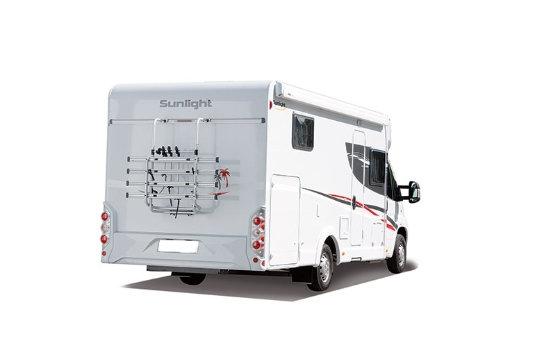 Pure Motorhomes Holland Family Standard Sunlight T67 or similar