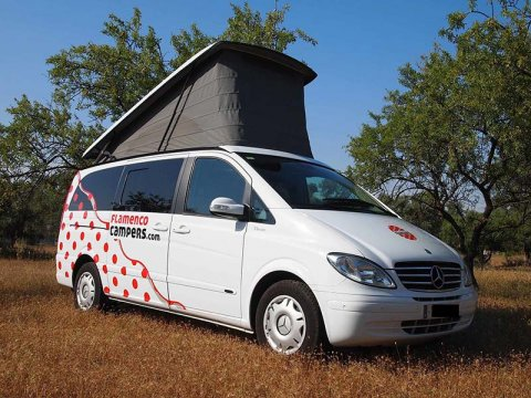 Flamenco Campers Merche