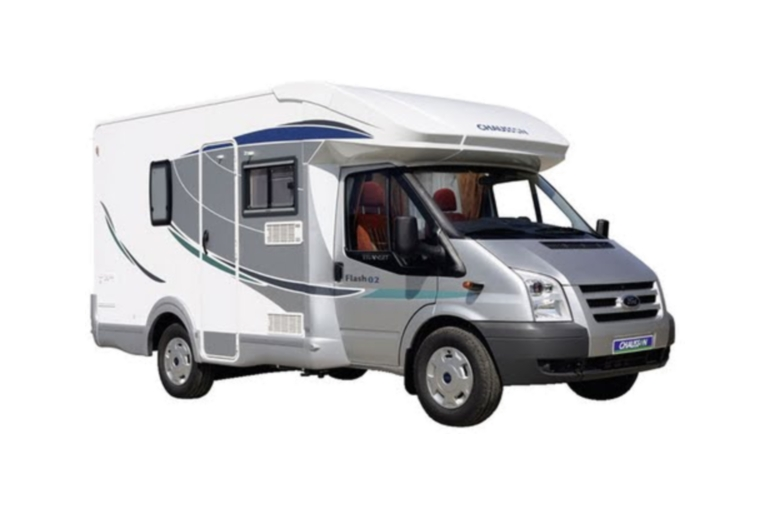 Compass Campers UK Small Motorhomes - Chausson Flash 02/04