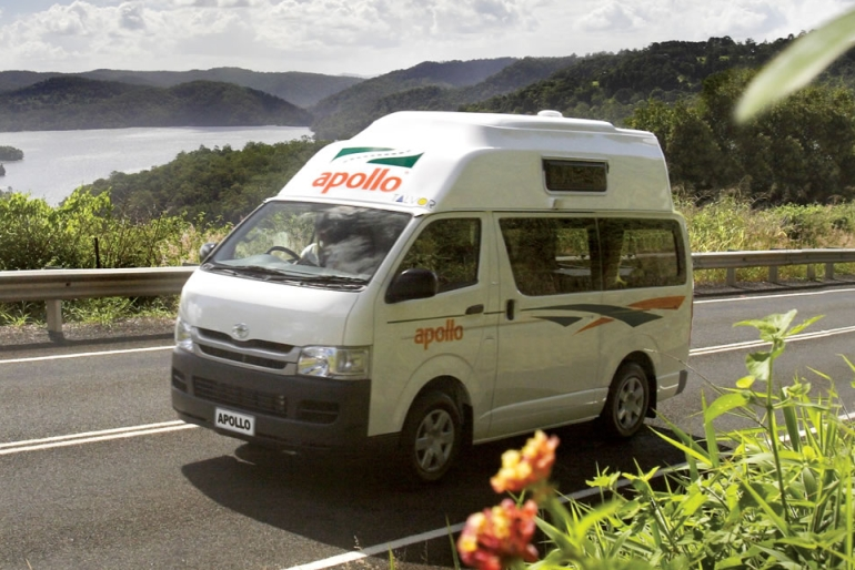 Apollo Motorhomes AU International Hitop Camper