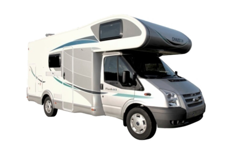 Compass Campers UK Medium Motorhomes - Chausson Flash 03
