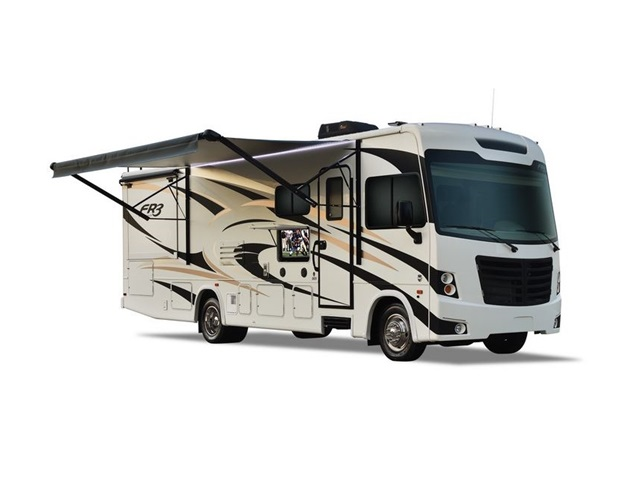 Expedition Motorhomes, Inc. 32ft Class A Forest River FR3 w/2 slide outs
