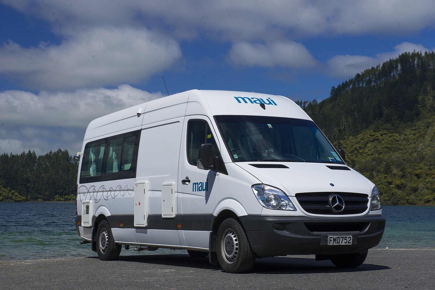 Maui Motorhomes NZ 2 Berth Ultima
