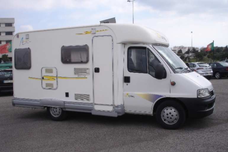 Camperline Class 0 - Sunviling Surf 700
