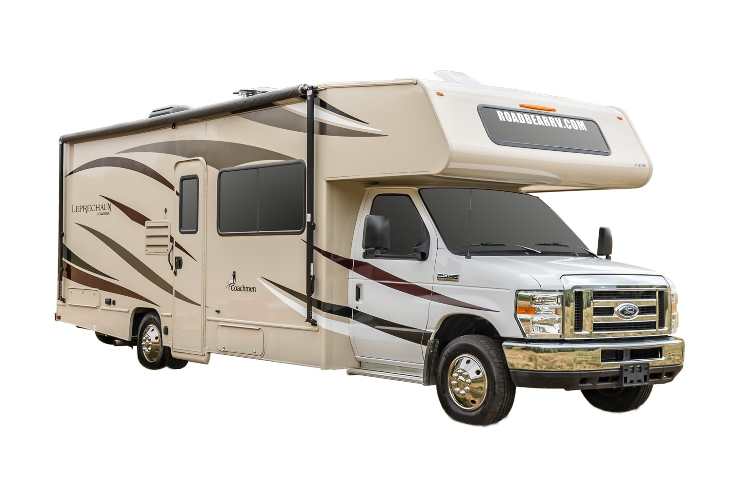 Road Bear RV 25-27 ft Class C Motorhome with slide out