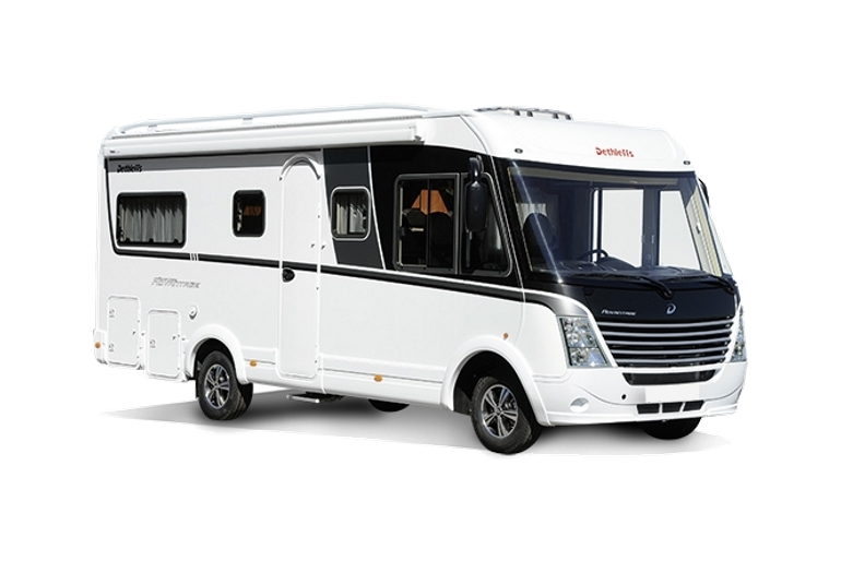 Pure Motorhomes Germany Premium Standard I 7010 or similar