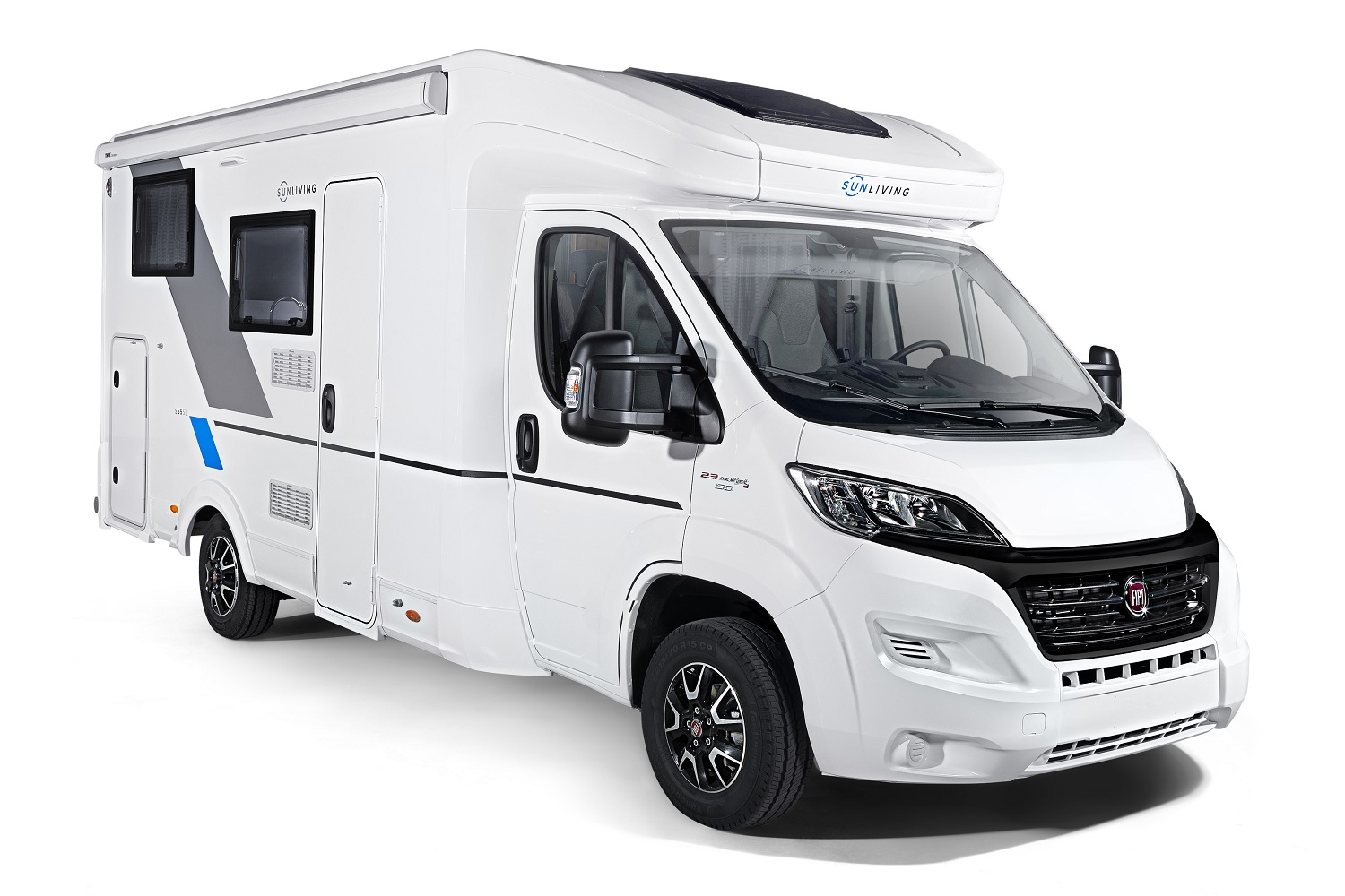 Causeway Campers 3 Berth Low Profile