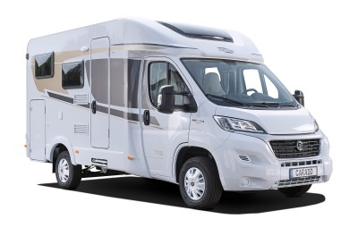 521cc011a2 Carado T-132 - Motorhome Rental Germany
