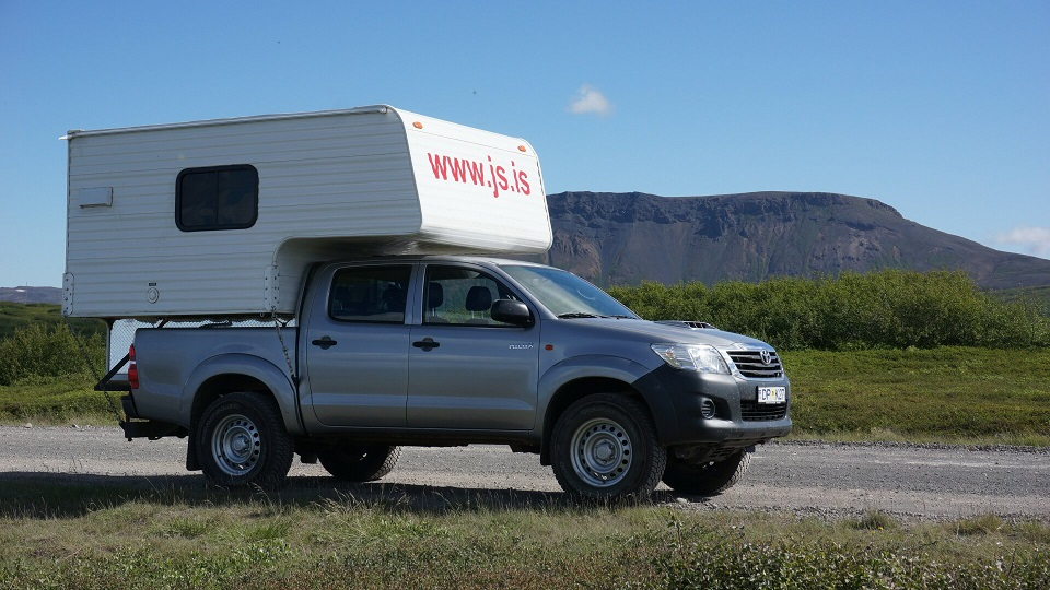 4WD Campers