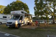 Apollo Motorhomes NZ Domestic 6 Berth Euro Deluxe motorhome rental new zealand