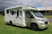 (2019) Automatic Ci Magic 63P campervan hire - new zealand